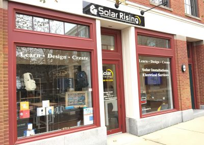 Solar Store Front