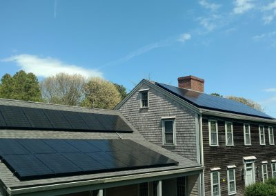 LG 320 West Barnstable 14.08 kW 44 panels