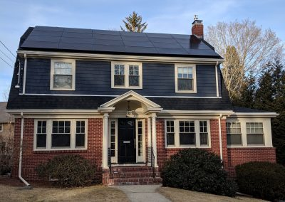 Solaria 360 Lexington 11.9 kW 34 panels